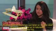 Selena Gmez Entrevista Desmiente Rumores y Mucho Ms