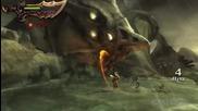 Bitka s Kraken - God of War - Ghost of Sparta