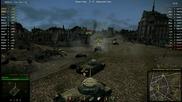 World of Tanks gameplay (#4)