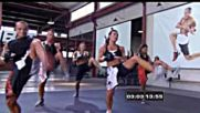 Les Mills Combat 45 Power Kata