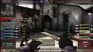 CSGO - ESL Национален Шампионат PD4 -Wrecking Gaming vs Might be Wrong игра 1 (de_inferno)