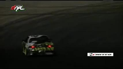 Matt Powers vs Matt Fields in Top 16 Formula Drift Round 7