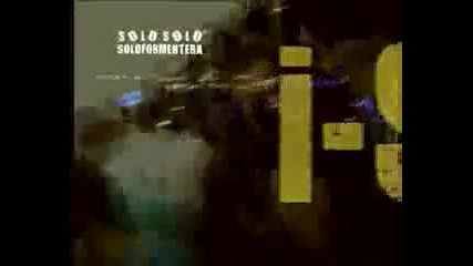 Official Video: I - Stars - Solo solo Formentera (anteprima Spankers Mix)