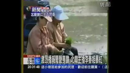 Тв Водеща от Северна Корея става известна 2