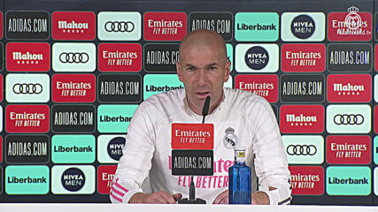 Spain: 'We always have to win' - Real Madrid's Zidane ahead of Atletico Madrid clash