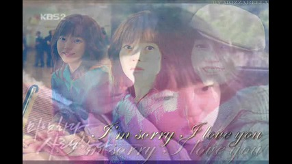 I am sorry, I love you [ Papermoon - Tell Me All About It (lyrics) ]