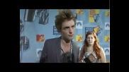 Mtv Vma 2008:robert Pattinson Interview
