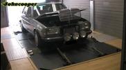 Mercedes W123 Diesel 232whp