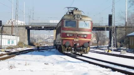 44 085 с Бв8602 пристига в Стара Загора