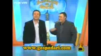 gospodari na efira (24.01.2007) - tv zdrave