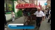 С рикша към Олимпиада 2012