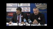 Preskonferencia Na Rektora Na Vtu prof.plamen Legkostup 5 mart 2012