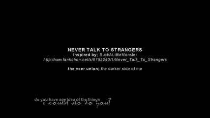 The Vampire Diaries || Никога не говори с непознати [ Fan Vid ]