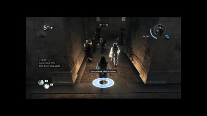 Assassin's Creed Brotherhood multiplayer gameplay pt4