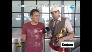 Златен скункс за Ивайло Ангелов – Мексикото - Господари на ефира (16.07.2014)