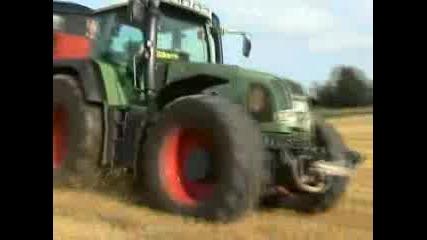 Тракторите На 21 Век