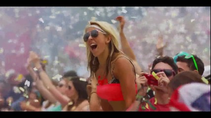 Tomorrowland 2012 official aftermovie Част 2