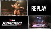 Wcpw Loaded 9- Drew Galloway vs. Moose