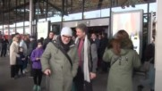 Затвориха летището в Хамбург заради странна миризма