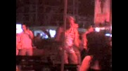 Пиян Танцува Пред Бар Карамба В Приморско