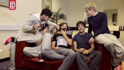 Видео дневниците се завърнаха! One Direction - Tour Videodiary week 1
