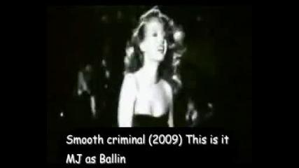 hael Jackson Death Hoax - This is it (gilda , Mj as Ballin )