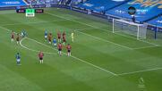 Брайтън заслужено взе аванс срещу Юнайтед