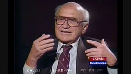 Milton Friedman on pushing the bottom
