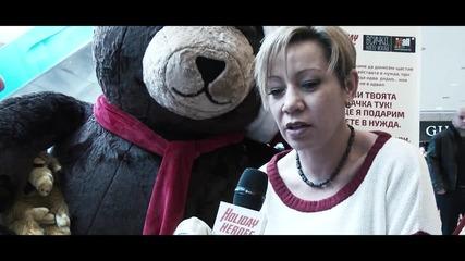 Кака Лара - Посланик в Коледната Компания на Holiday Heroes