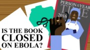 Two years on: Ebola is decreasing, but is the fear?