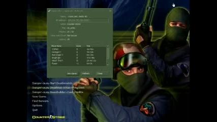 Counter Strike 1.6 начало
