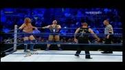 Wwe Smackdown 03.08.2012 - Santino Marella vs Huniko