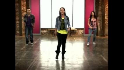 Dip It Up - Dance Video - Shake It Up, Break It Down - Radio Disney
