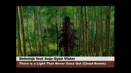 Dalminjo feat Anja Oyen Vister - There is a Light That Never Goes Out (cloud Remix)