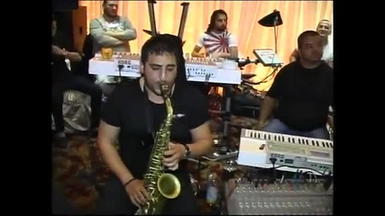 Aliosha Silvestar Drums Ork Univers Tempo Kuchek {studio Jorj}20 05 2012