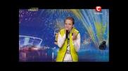 Украйна търси талант-оля Пьянова Beatbox