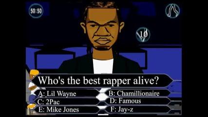 Смяххх ! Lil Wayne : аз съм най-добрия рапър | x D