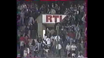 Boulogne Boys 1985 Vs Ушев