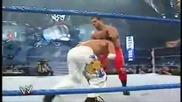 Wwe Smackdown 2003 Rey Mysterio Vs Chris Benoit Vs Kurt Angle
