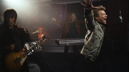 « Превод » Bon Jovi - Because We Can ( Официално Видео )