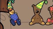 Mr Bean - Рожденият ден на Теди