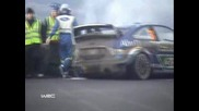 Wrc Rally Crash