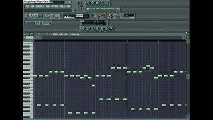Как се прави Techno music с програмата fl studio 10 - by: ddoo