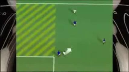 Франция - Италия 2:1 Евро 2000
