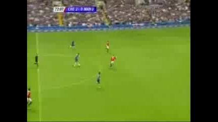 Chelsea Vs Manchester United 3:0