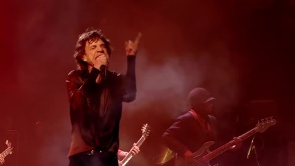 ---the Rolling Stones - Gimme Shelter Glastonbury Hq