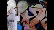 Keep Six - Seekz - Kamit graff graffiti bombing
