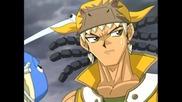 Yu Gi Oh! Gx Епизод 76 Отнесени От Вихъра ( Hight Quality )