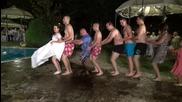 Мокър танц на пингвина