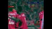 Чиликов носи победата с гол в 90 - та минута